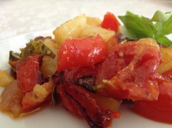 padellata di verdure
