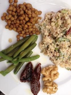 insalata-di-quinoa-con-lenticchie-e-fagiolini